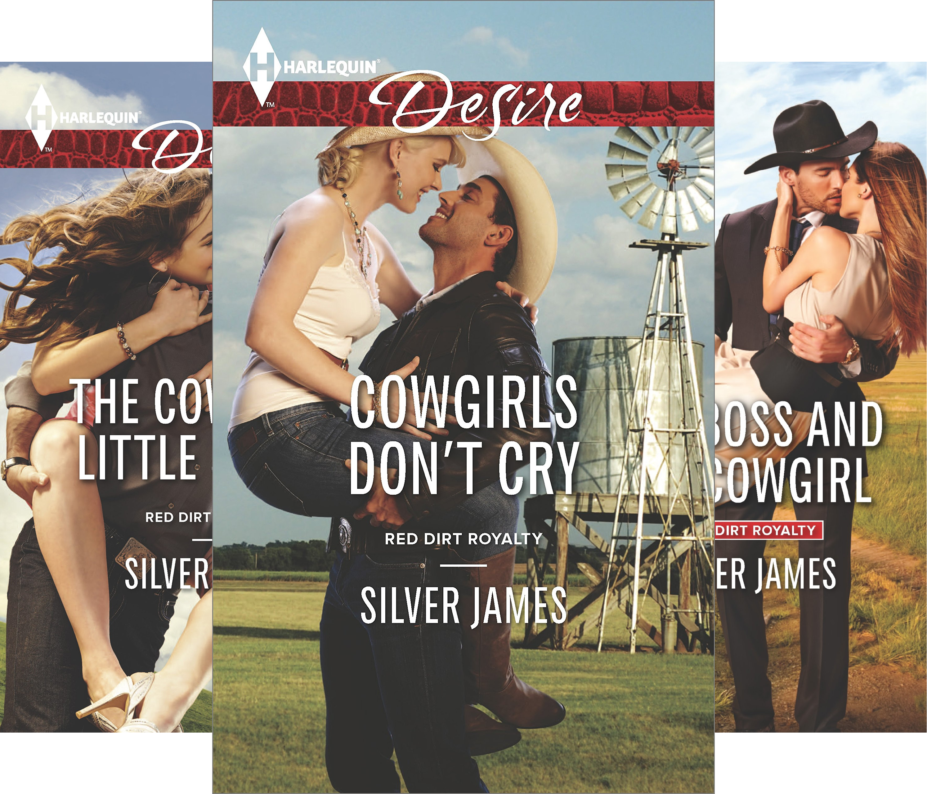 Red Dirt Royalty (7 Book Series)