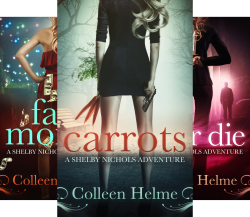 Shelby Nichols Adventure (10 Book Series) by  Colleen Helme