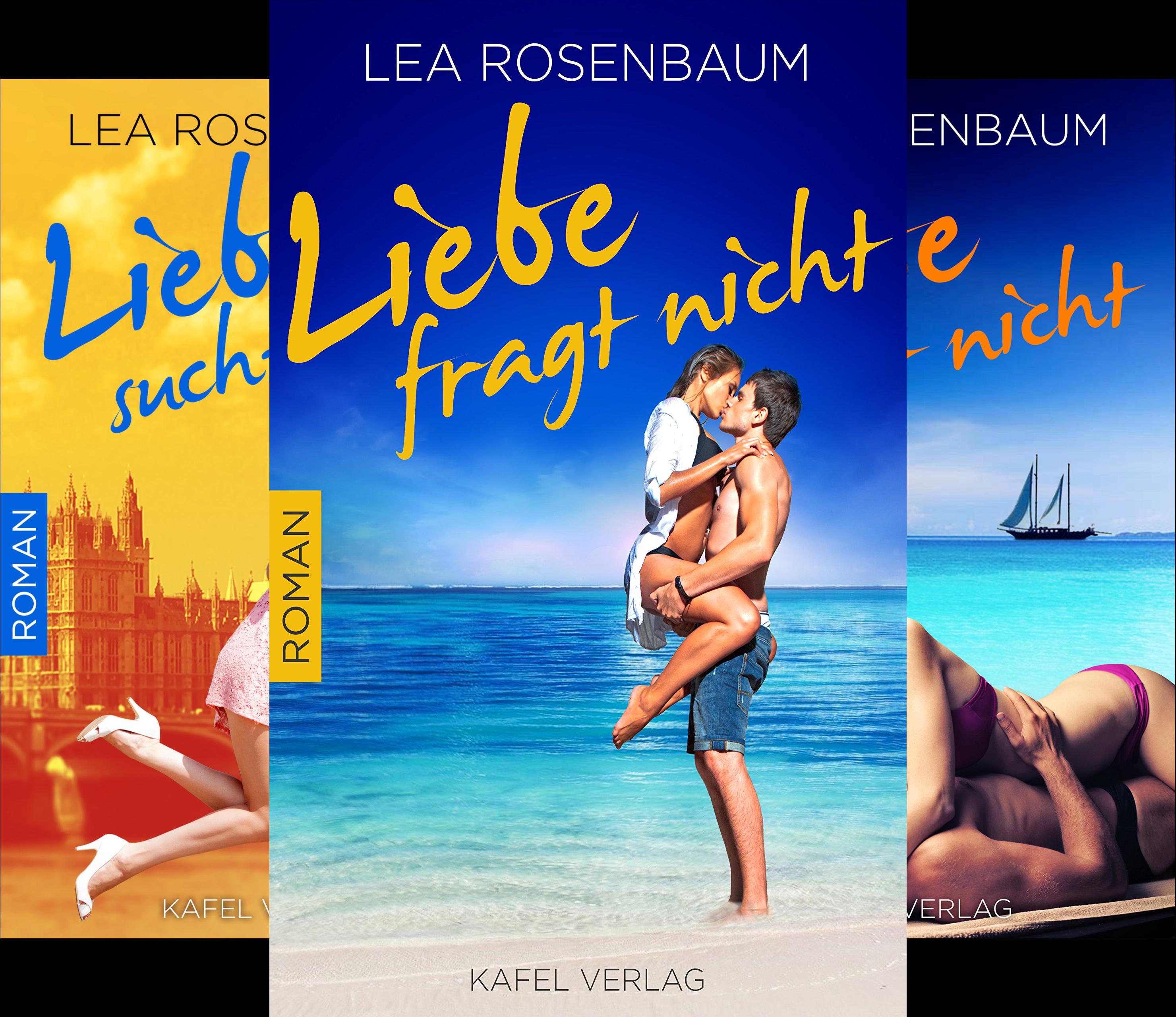 Liebesroman (Reihe in 3 Bänden)
