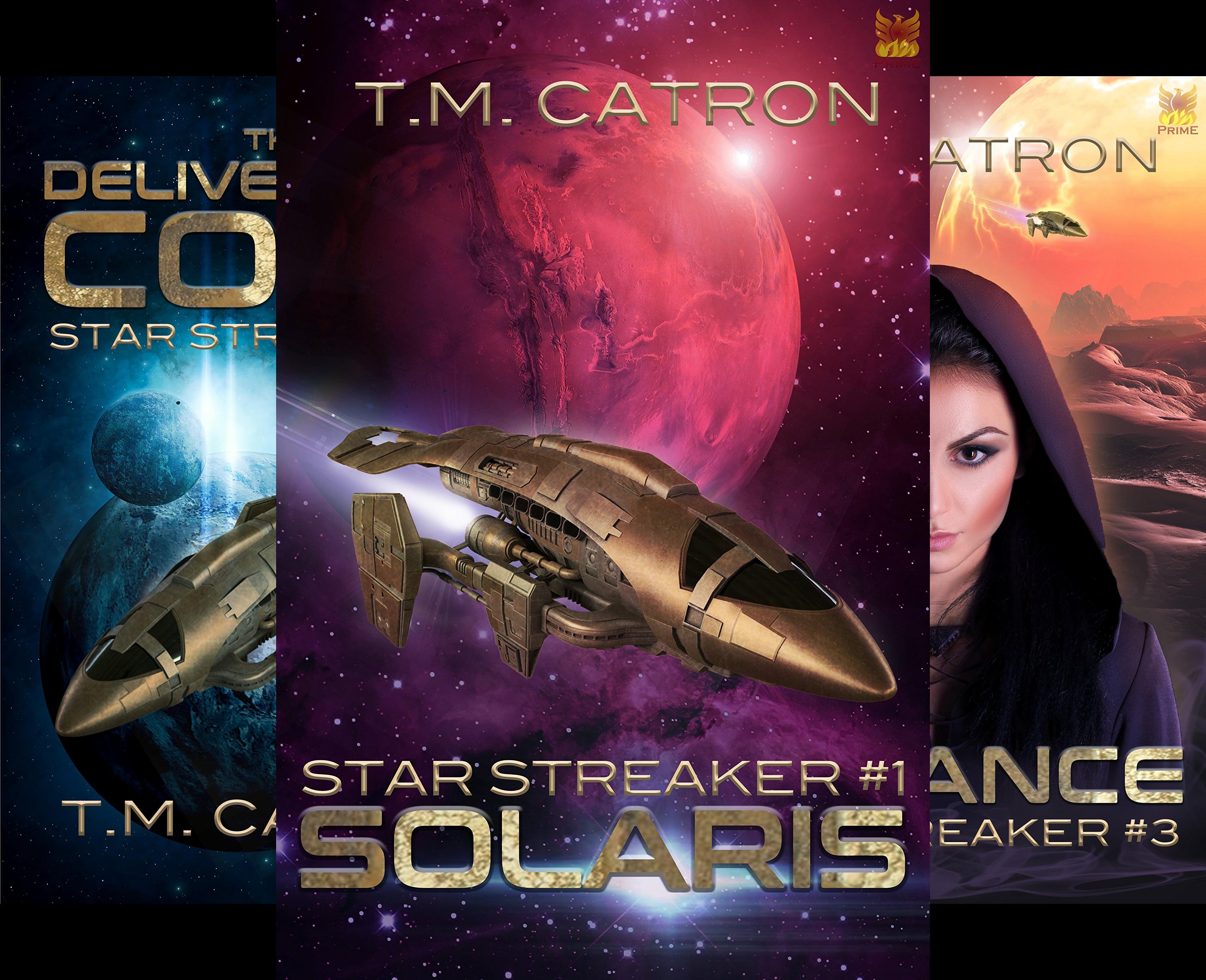 Star Streaker (3 Book Series)