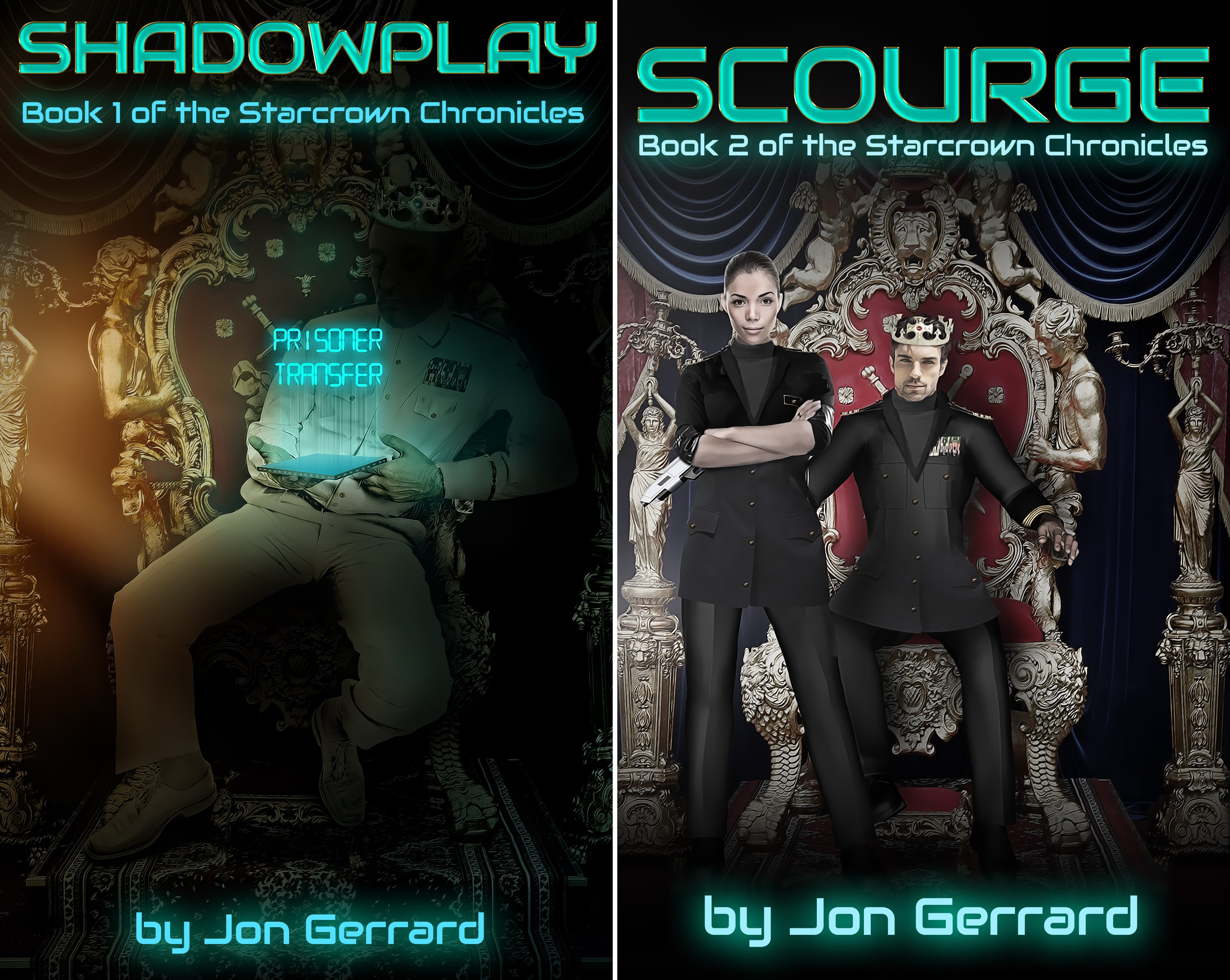 The Starcrown Chronicles (2 Book Series)