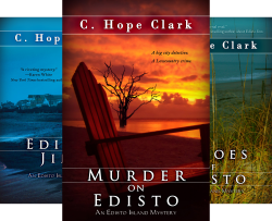 The Edisto Island Mysteries (4 Book Series) by  C. Hope Clark