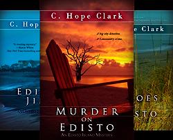 The Edisto Island Mysteries (4 Book Series) by  C. Hope Clark