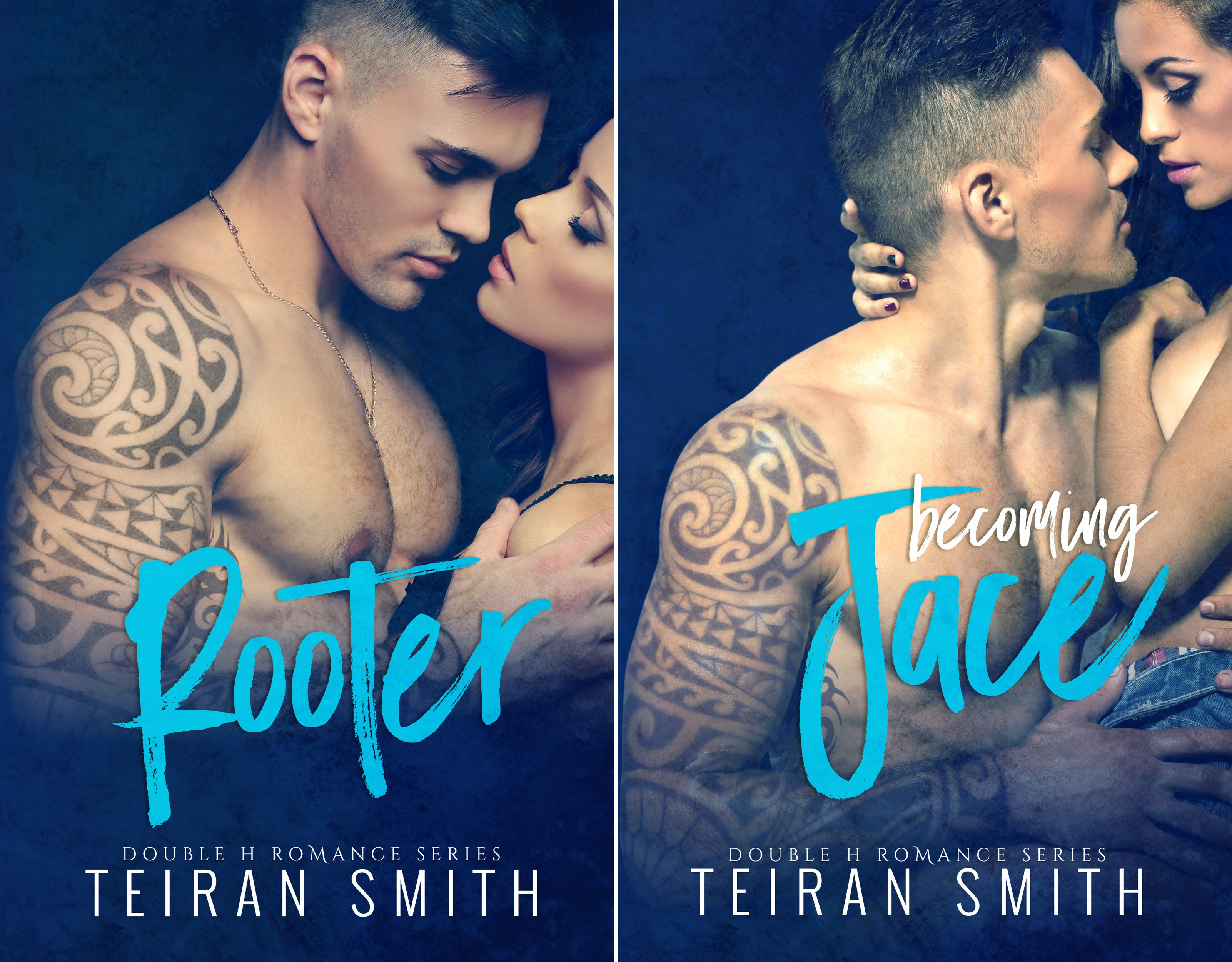 Double H Romance (2 Book Series)