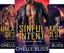 ALFA Private Investigations (4 Book Series) by  Chelle Bliss