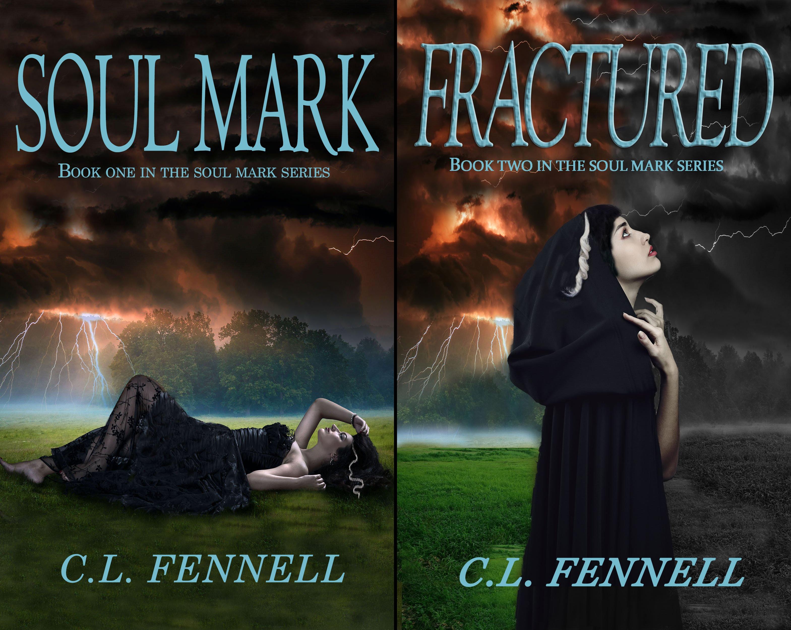 Soul Mark Series (2 Book Series)