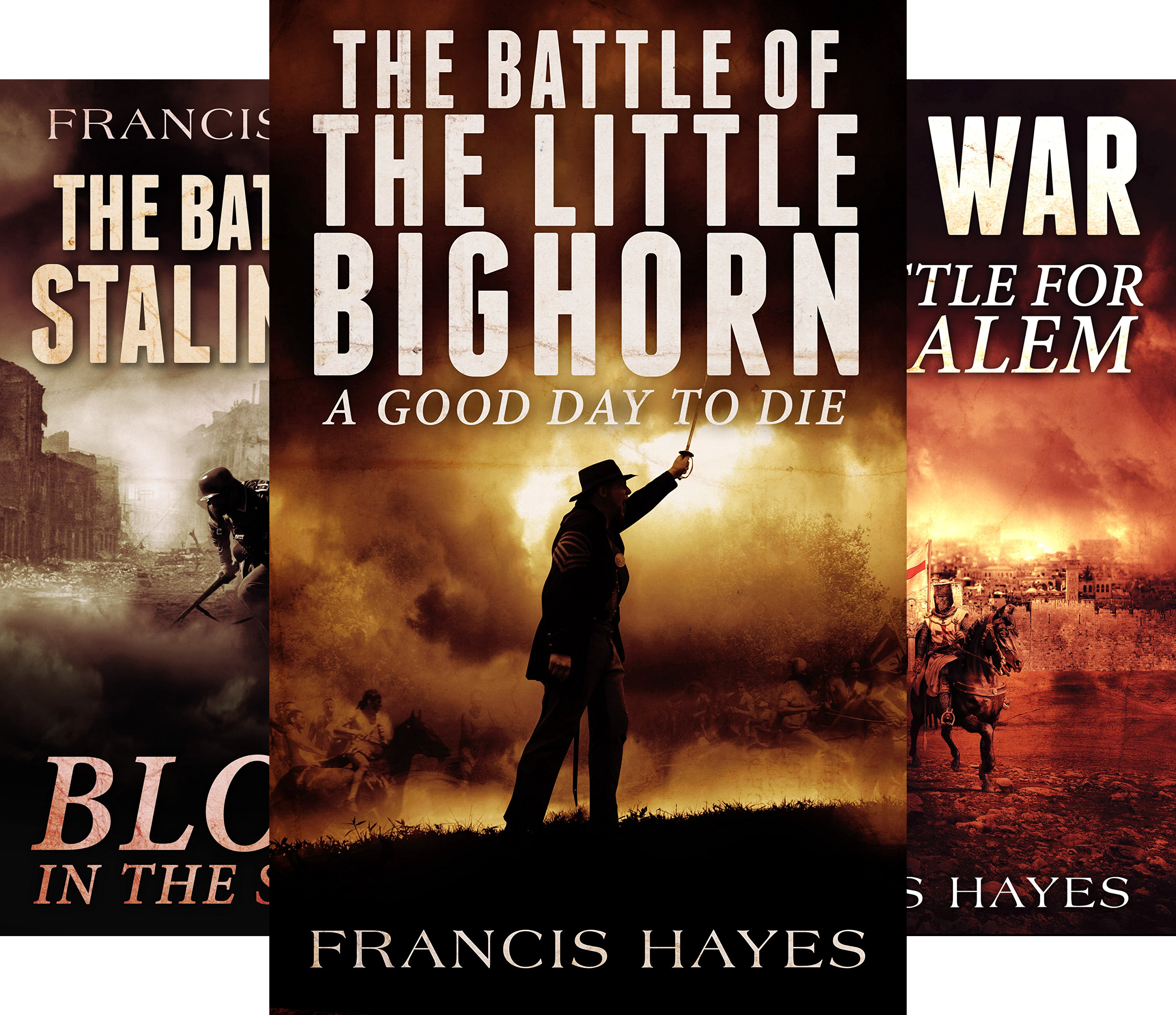 Historic Valor (4 Book Series)