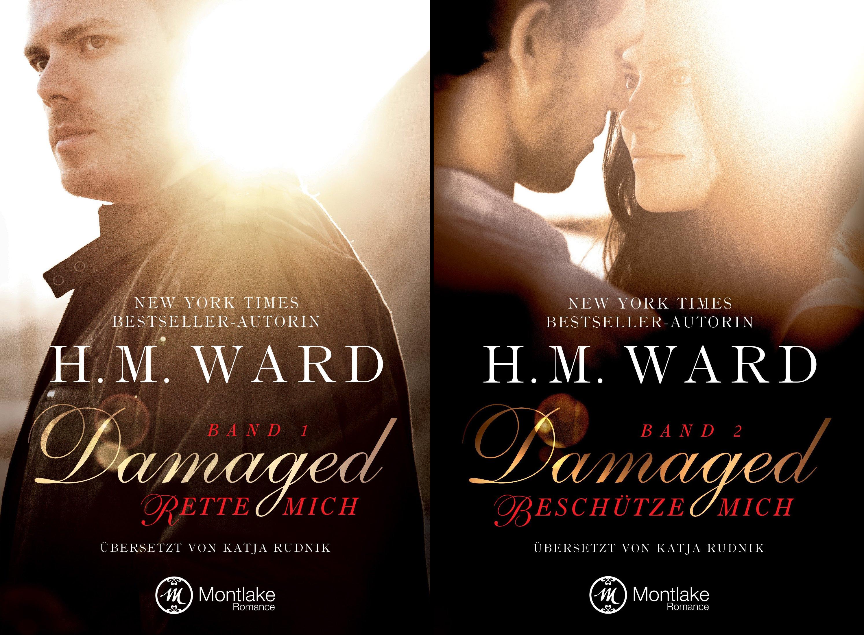 Damaged-Serie (Reihe in 2 Bänden)