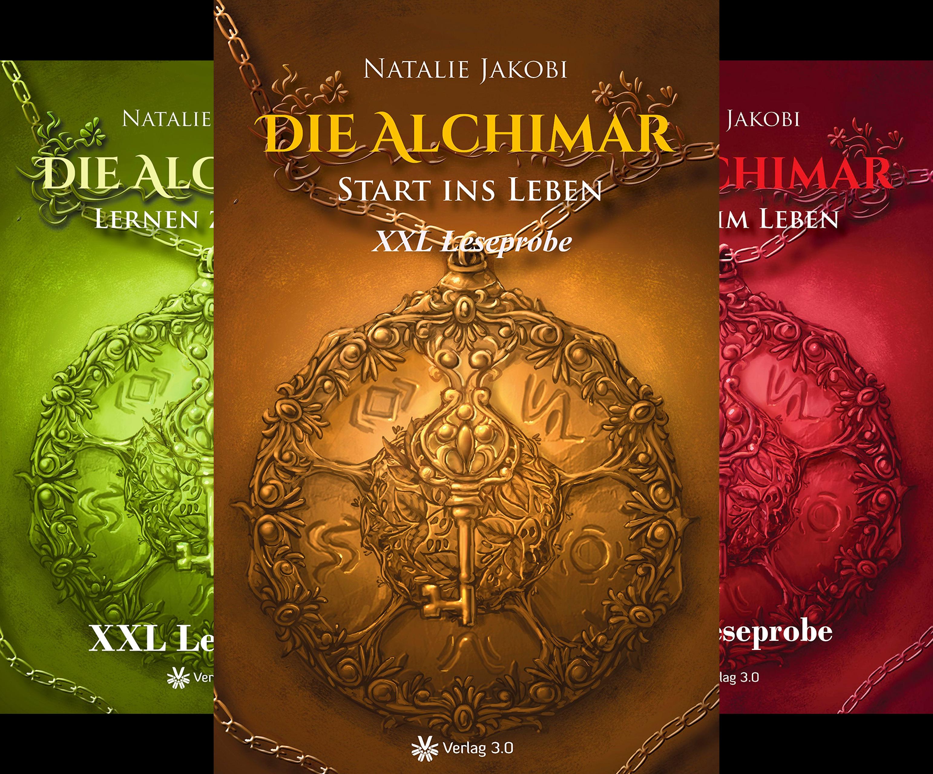 Die Alchimar-XXL Leseprobe (Reihe in 3 Bänden)
