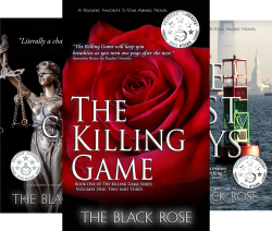 The Killing Game Series (5 Book Series) by  The Black Rose The Black Rose