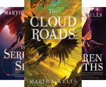 The Books Of The Raksura (5 Book Series) by Martha Wells