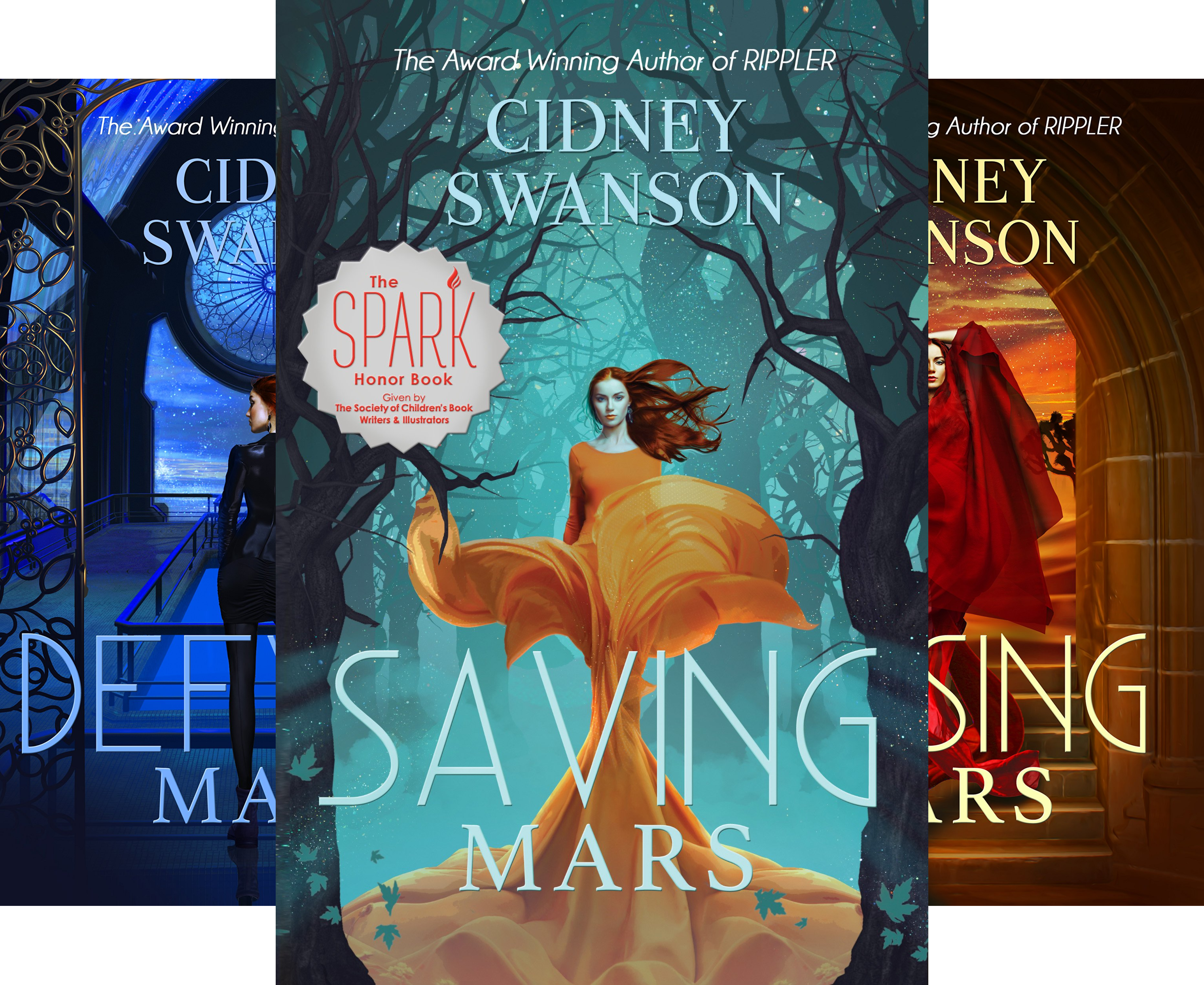 Sci-Fi & Crime Thriller Series In Today's KindleDailyDeal
