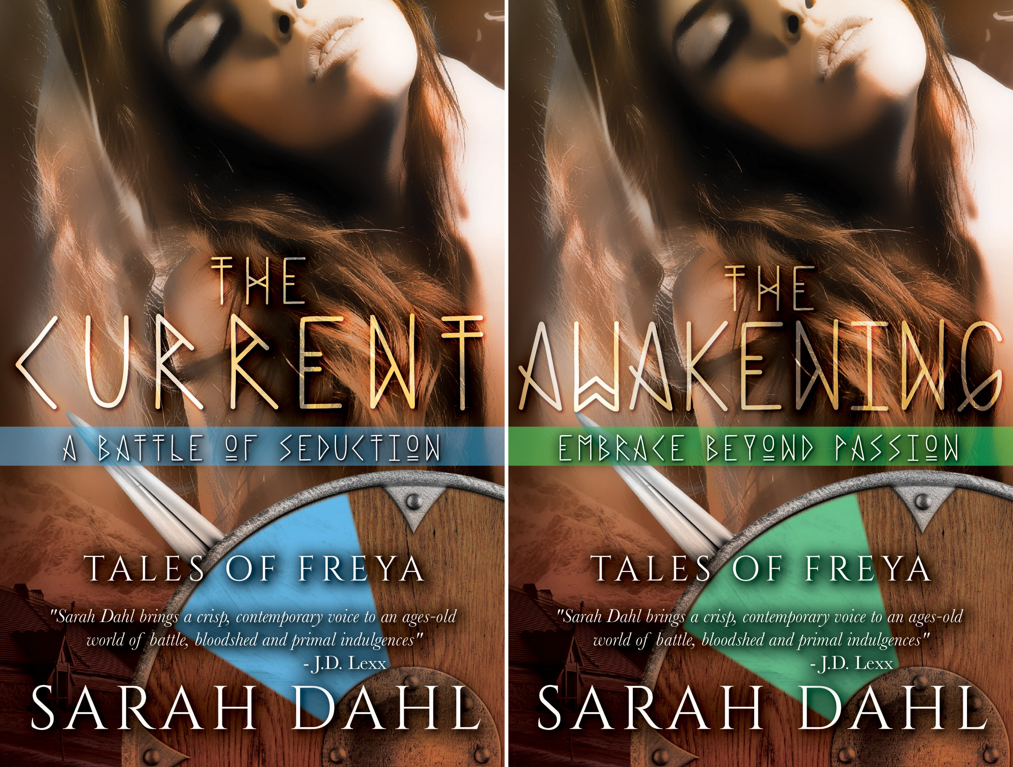 A Tales of Freya Short Story (2 Book Series)