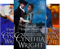 Rakes & Rebels: The Beauvisage Family (5 Book Series) by  Cynthia Wright