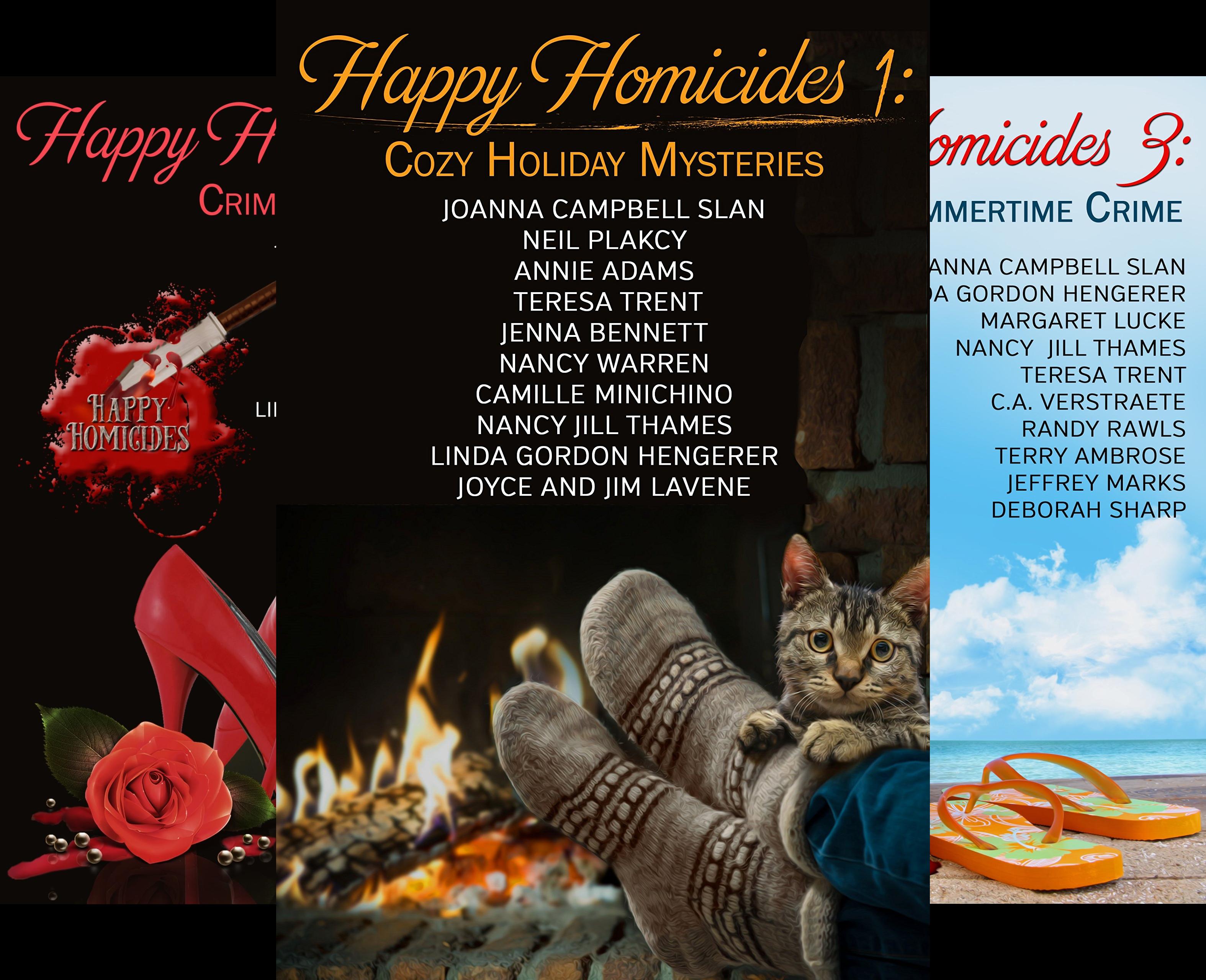 Happy Homicides (5 Book Series)
