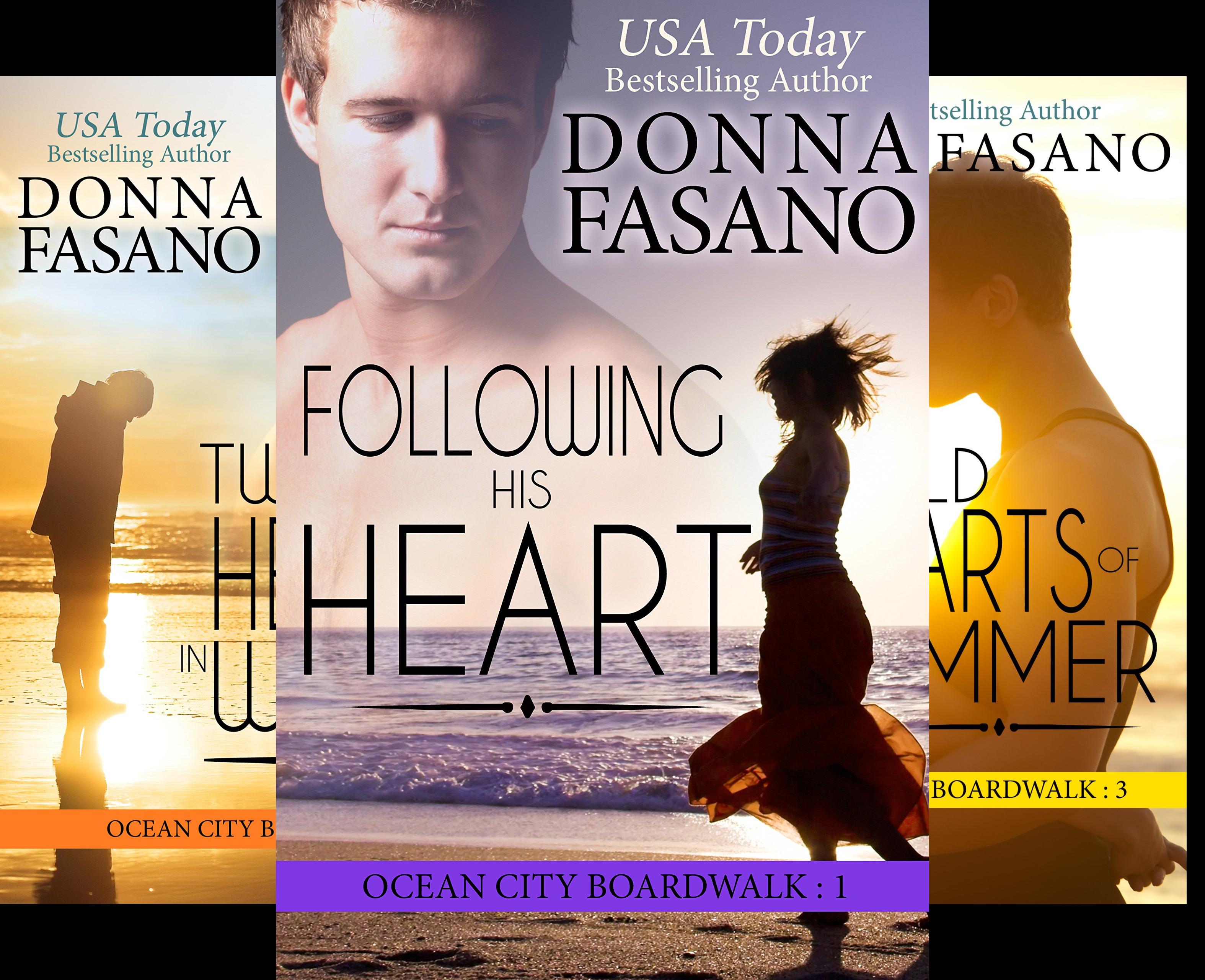 Ocean City Boardwalk Series (7 Book Series)
