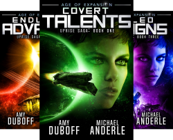 Uprise Saga (3 Book Series) by  Amy DuBoff Michael Anderle Craig Martelle
