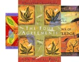 img - for The Four Agreements Toltec Wisdom Collection: 3-Book Boxed Set (3 Book Series) book / textbook / text book