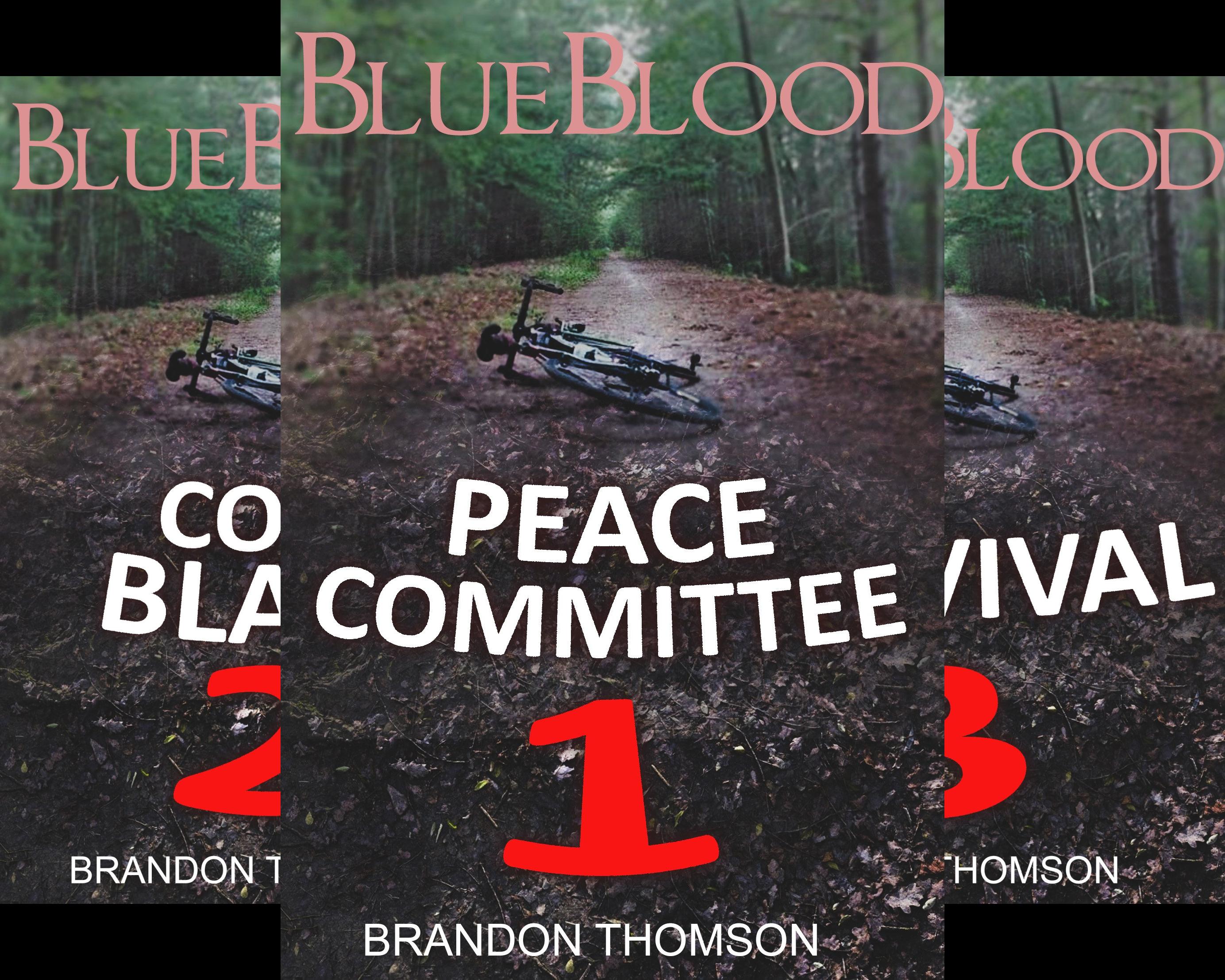 Blueblood (3 Book Series)