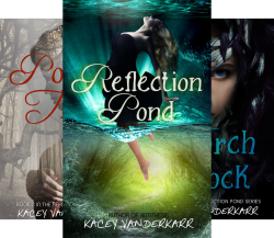 Reflection Pond (4 Book Series) by  Kacey Vanderkarr