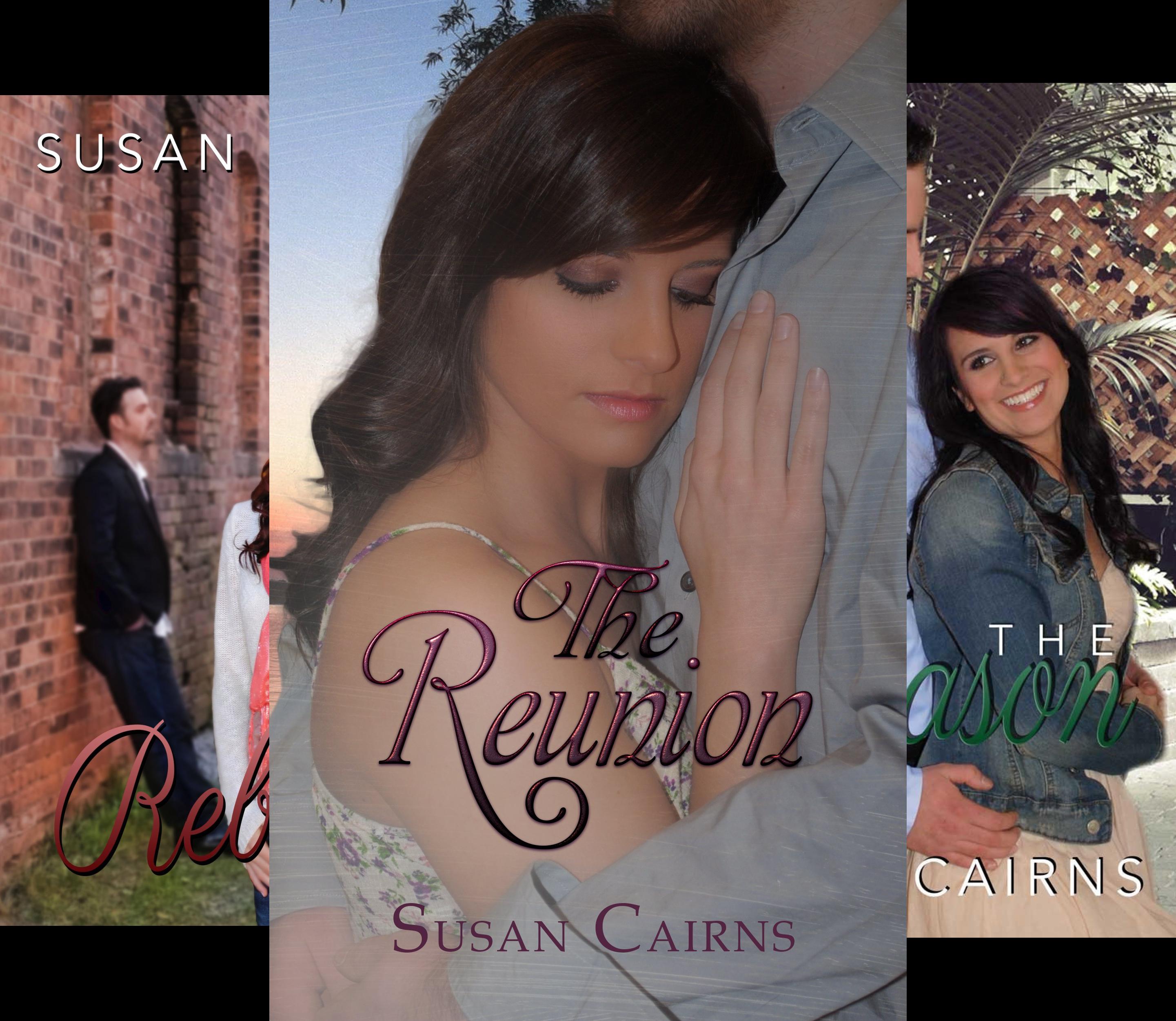 The Reunion Series (3 Book Series)