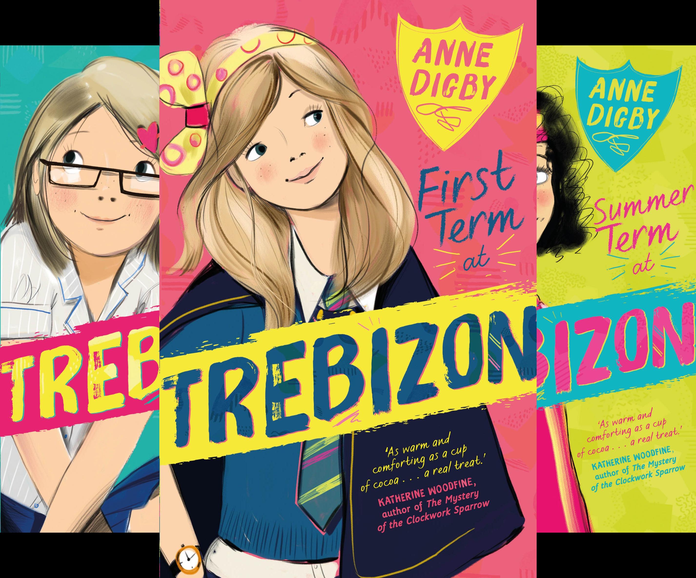 The Trebizon Boarding School Series (10 Book Series)