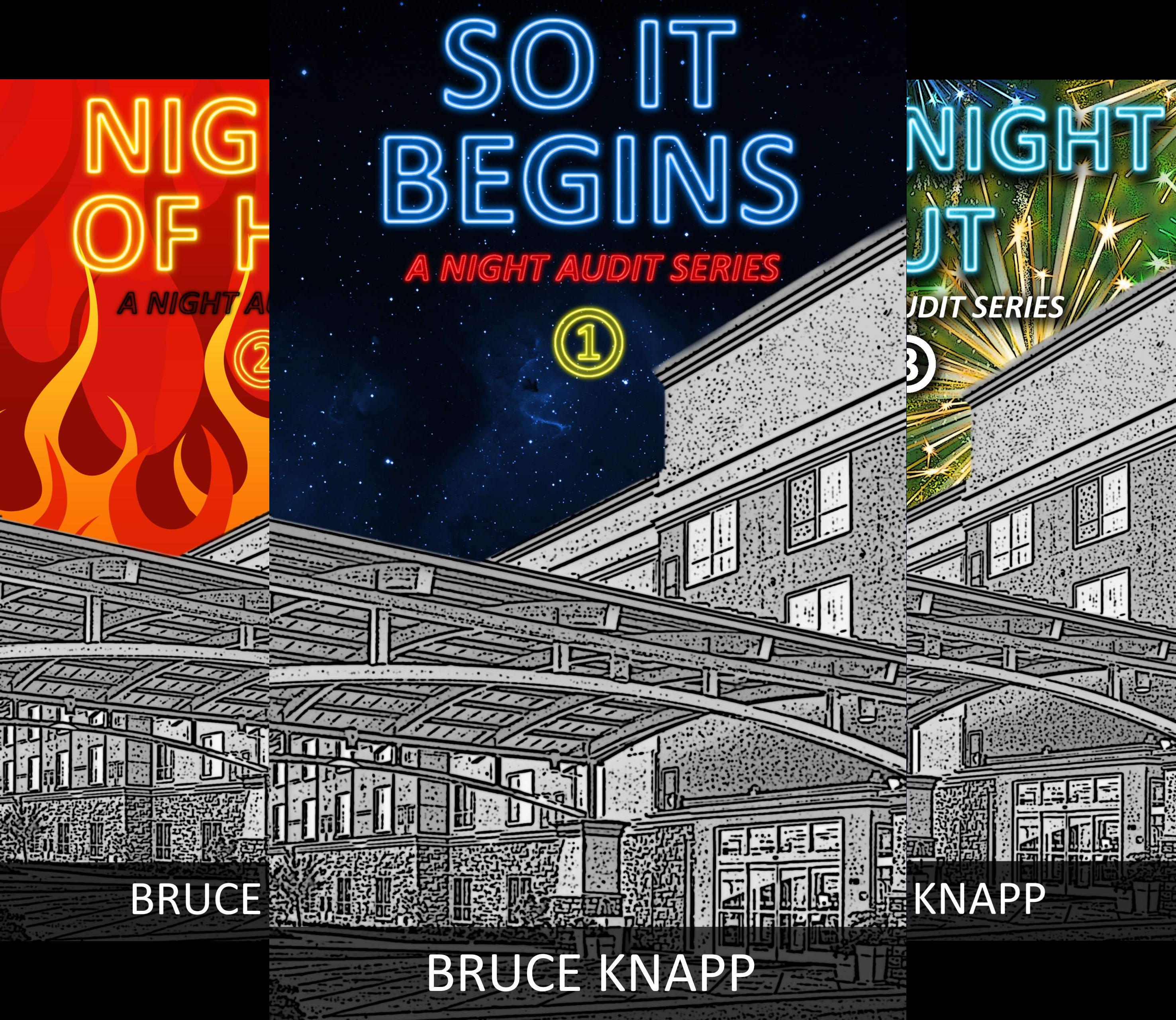 A Night Audit Series (4 Book Series)