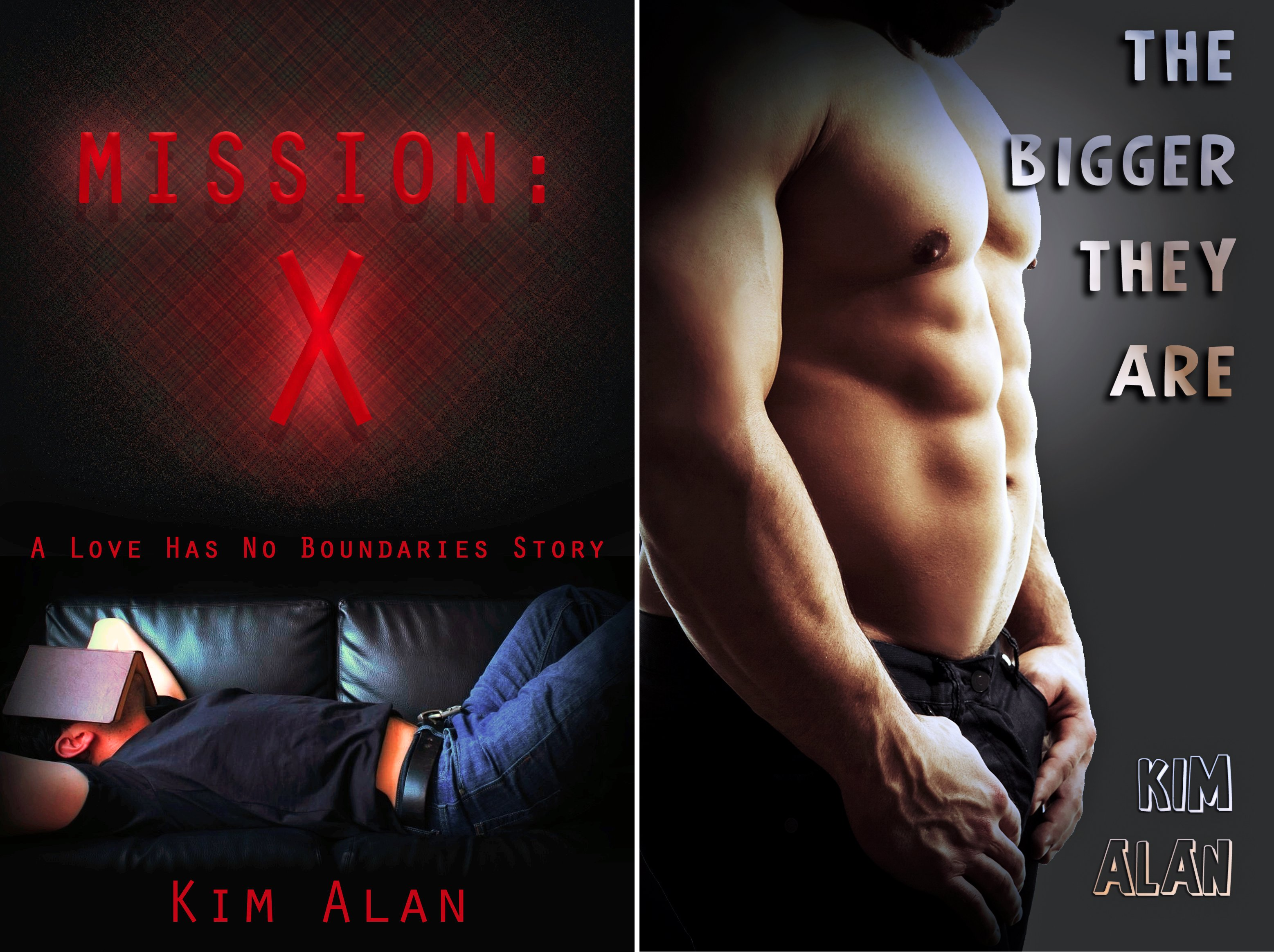 Mission (2 Book Series)