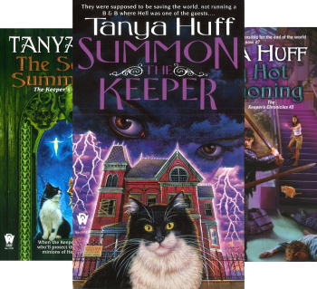 Keeper's Chronicles (3 Book Series) by Tanya Huff