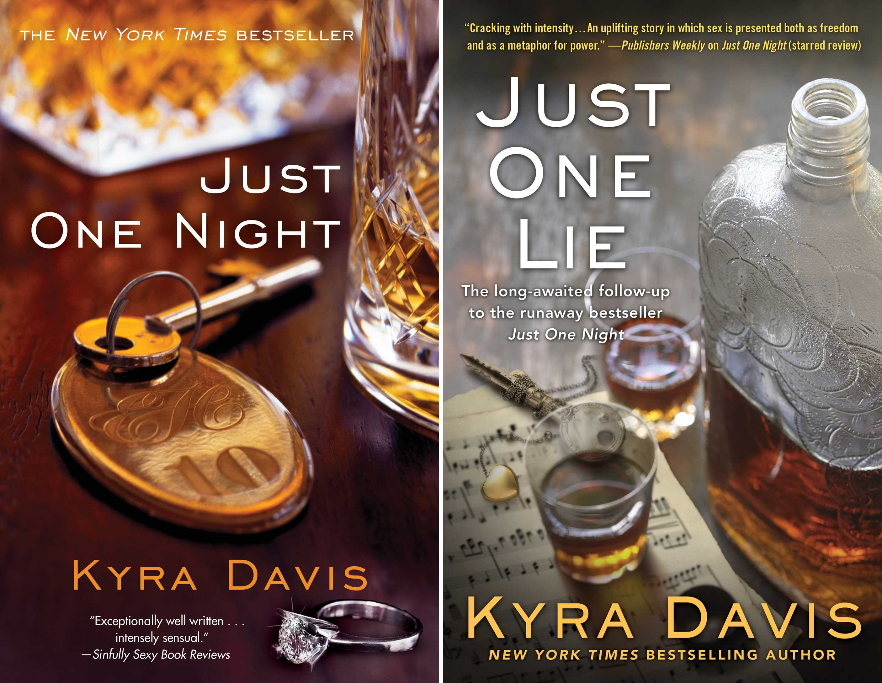 Just One Night Series (2 Book Series)
