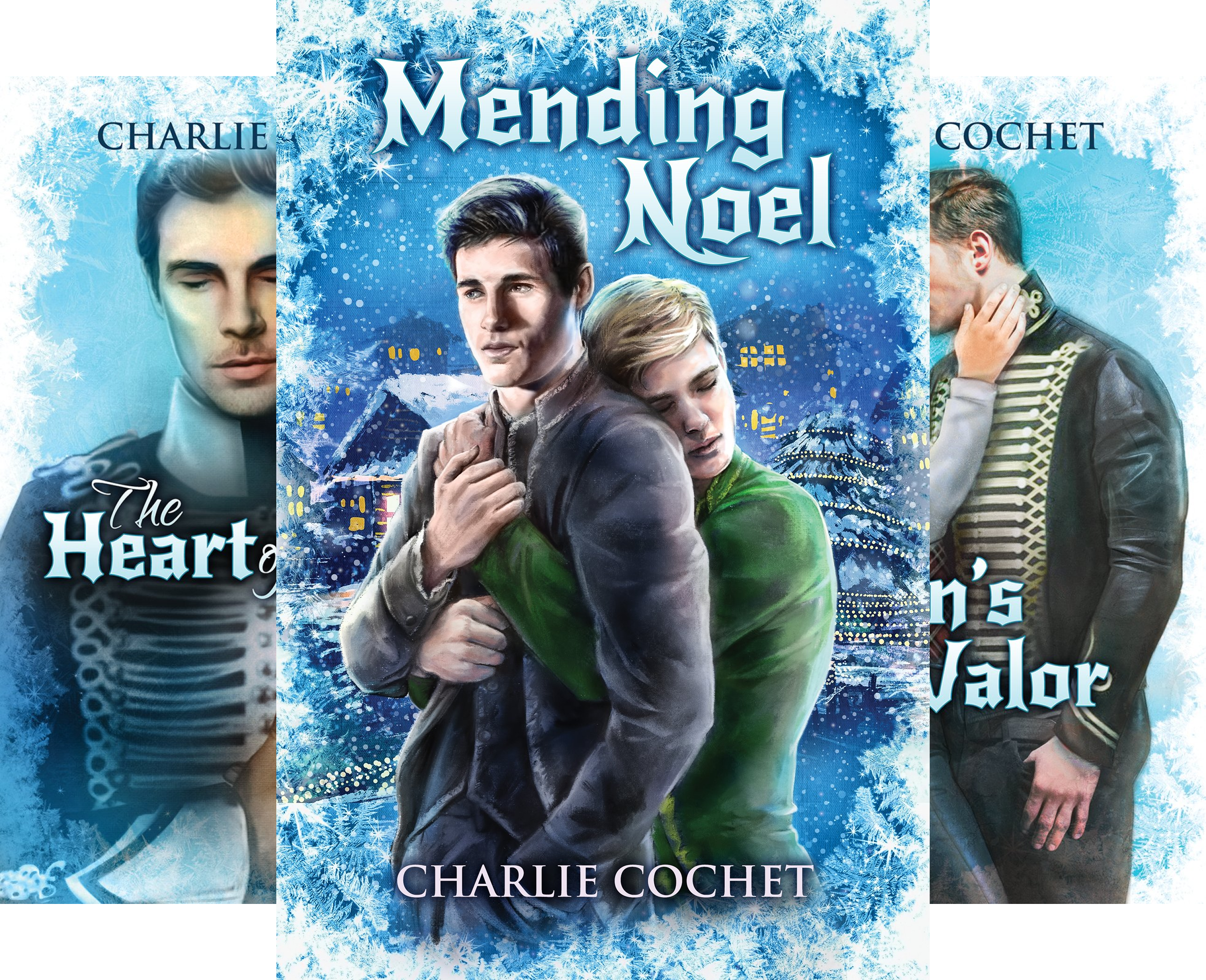 North Pole City Tales (6 Book Series)