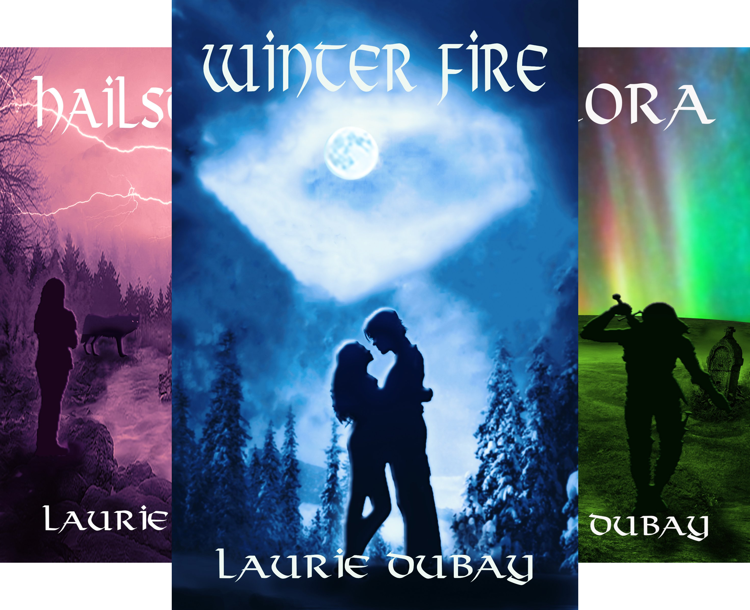 The Winter Fire Series (3 Book Series)