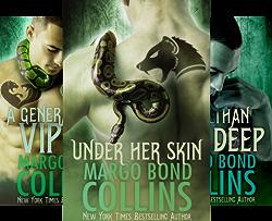 Shifter Shield (4 Book Series) by  Margo Bond Collins Bond Collins, Margo
