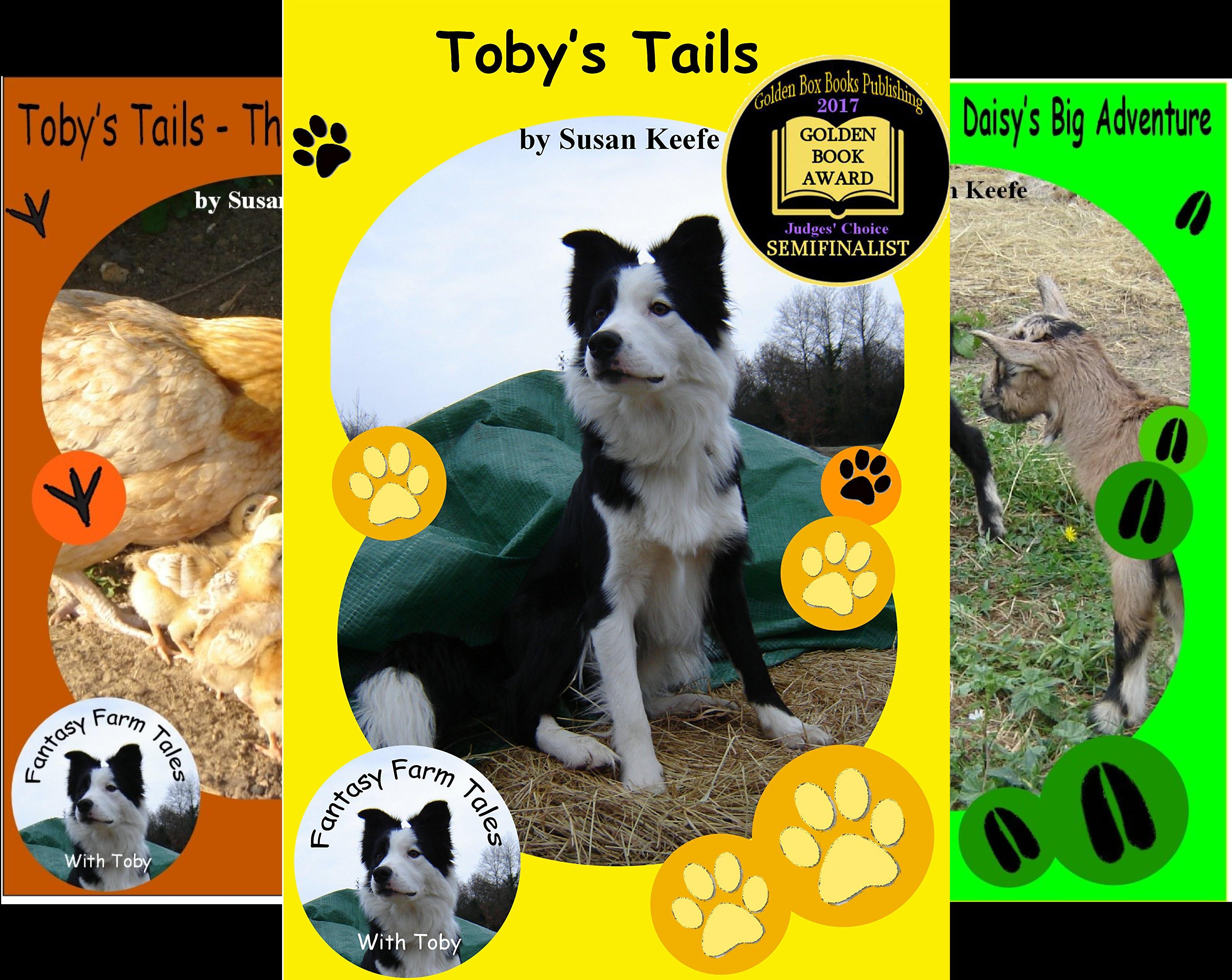 Fantasy Farm Tales (9 Book Series)