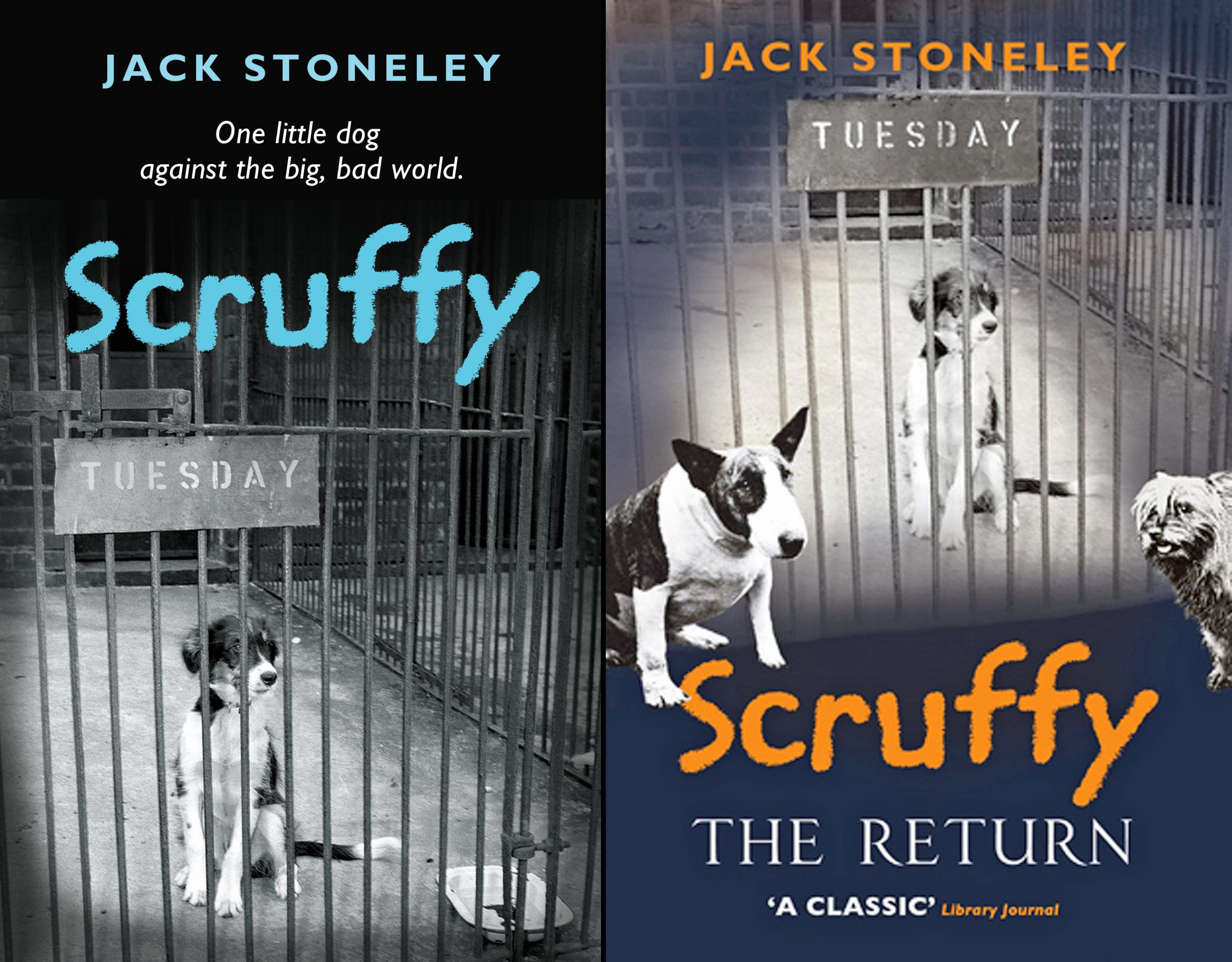 Scruffy Series (2 Book Series)