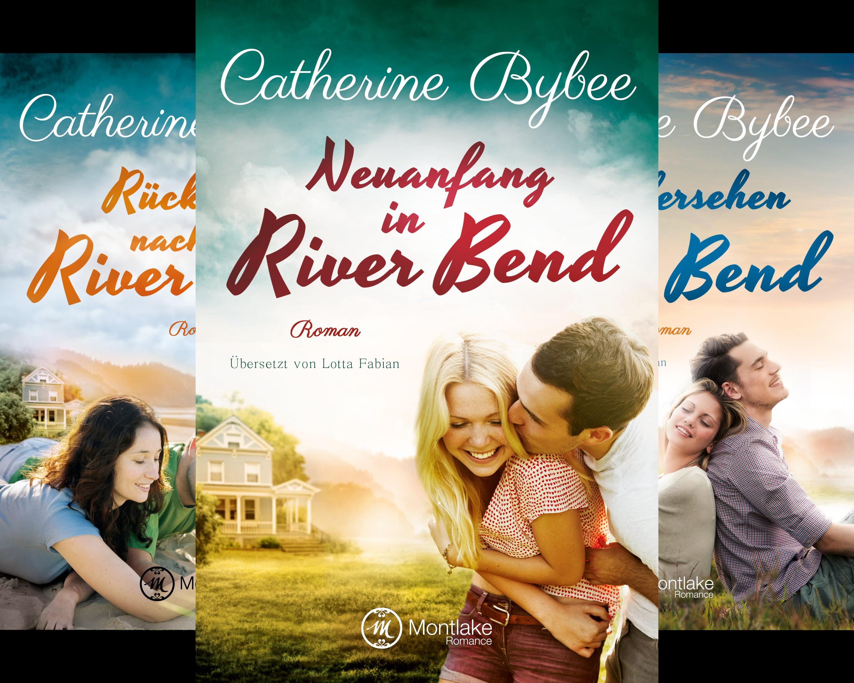 Happy End in River Bend (Reihe in 3 Bänden)