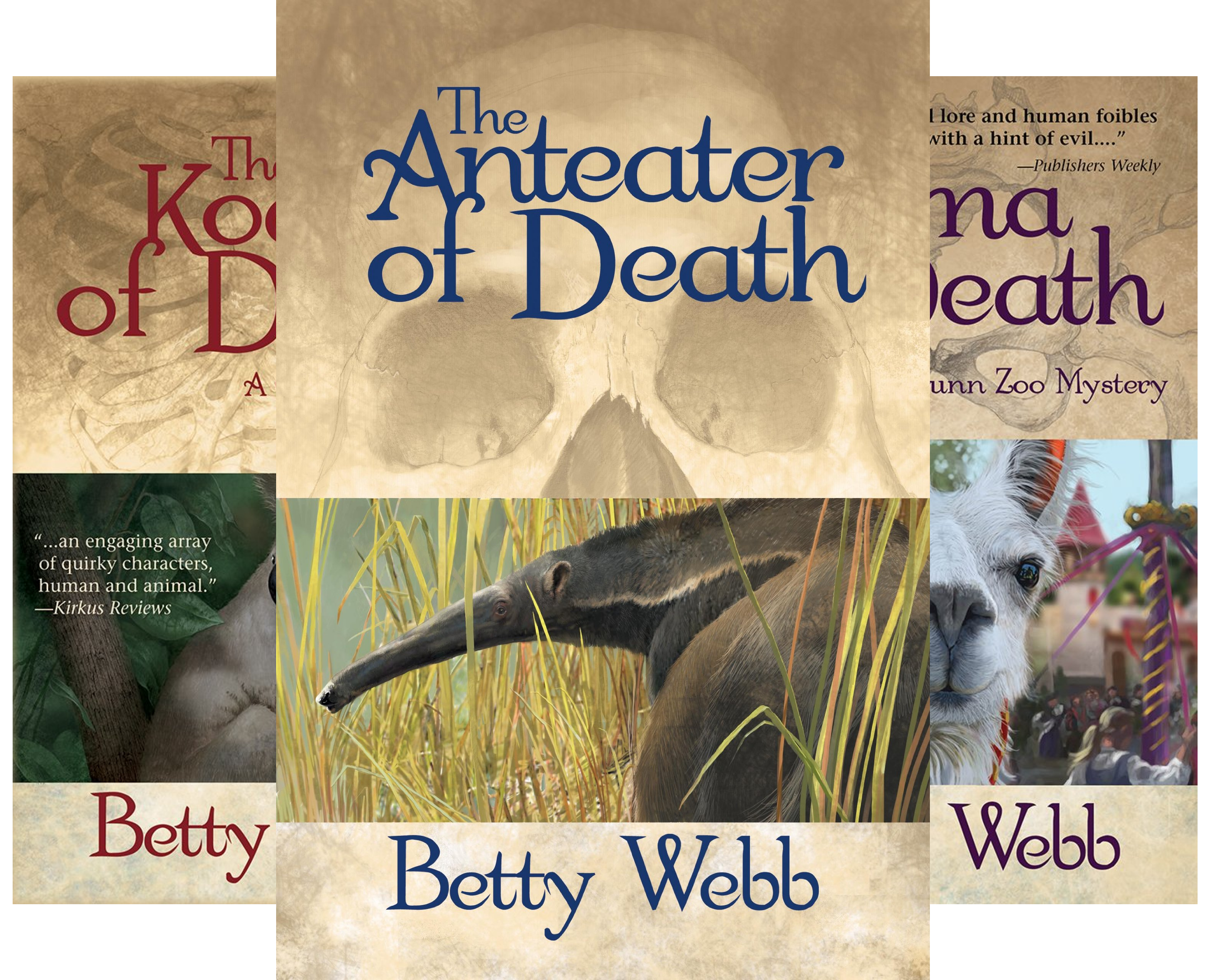 Gunn Zoo Series (5 Book Series)
