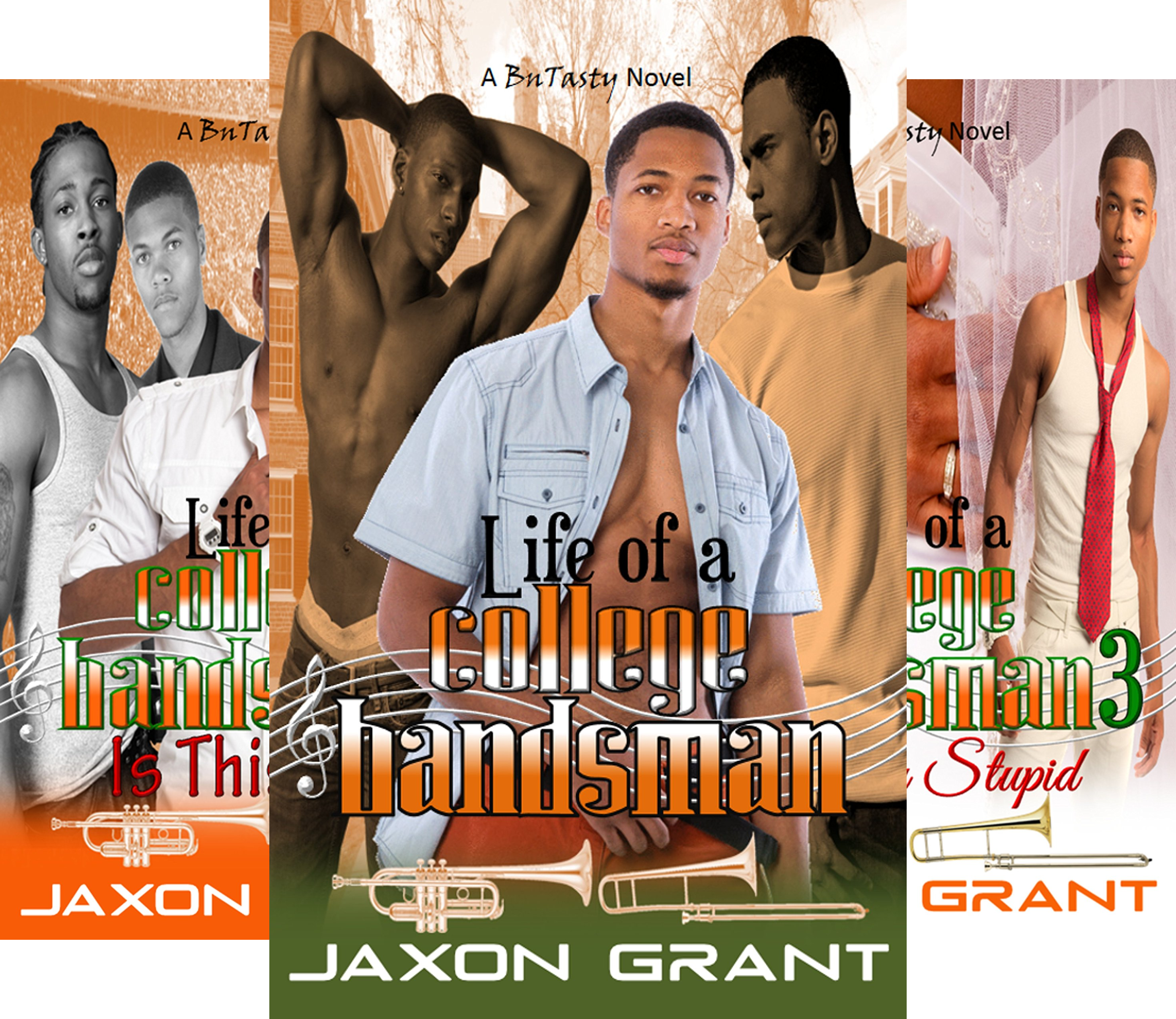 Life of a College Bandsman (10 Book Series)