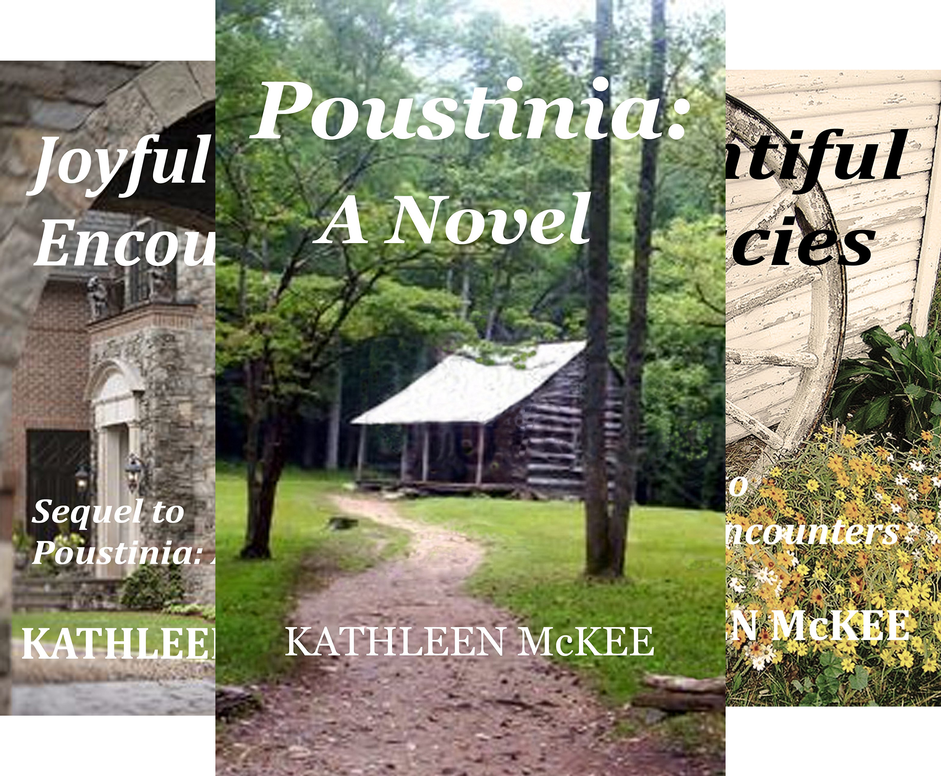 Poustinia (3 Book Series)