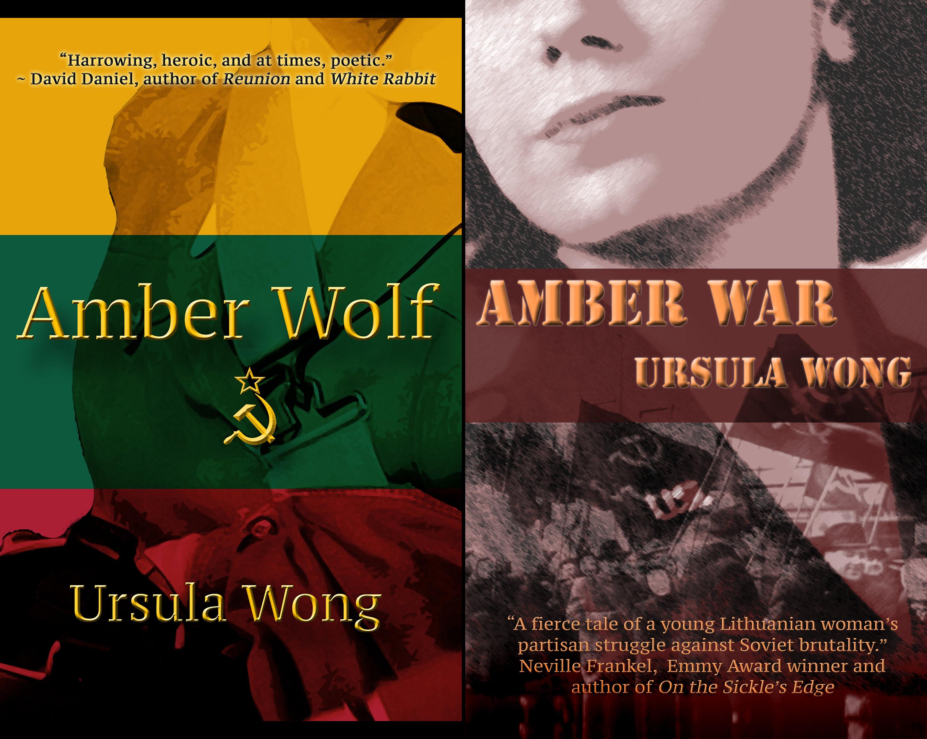 The Amber War Series (2 Book Series)