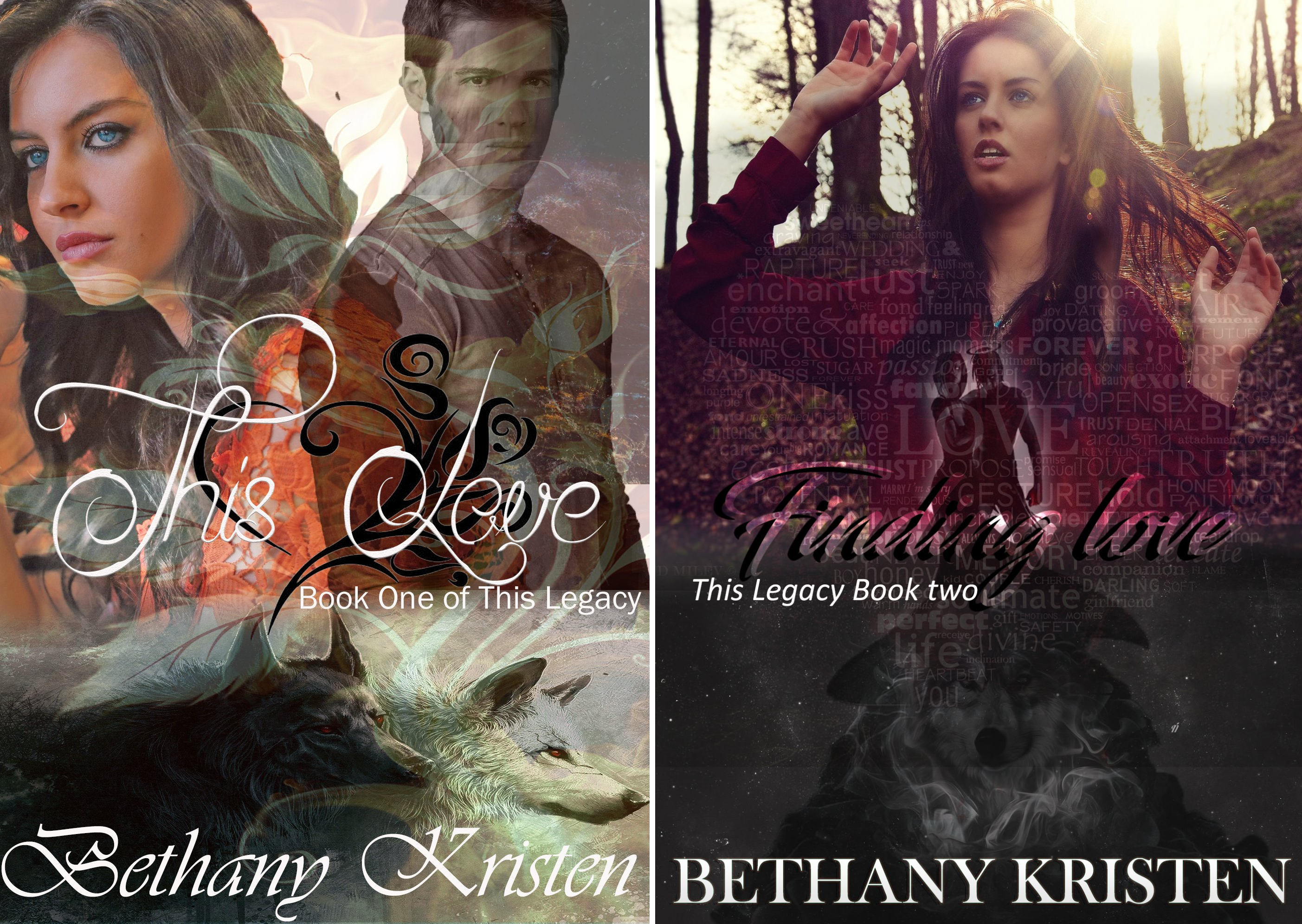 This Legacy (2 Book Series)