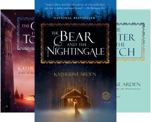 Winternight Trilogy by Katherine Arden