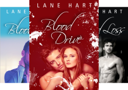 Bound by Blood (3 Book Series) by  Lane Hart