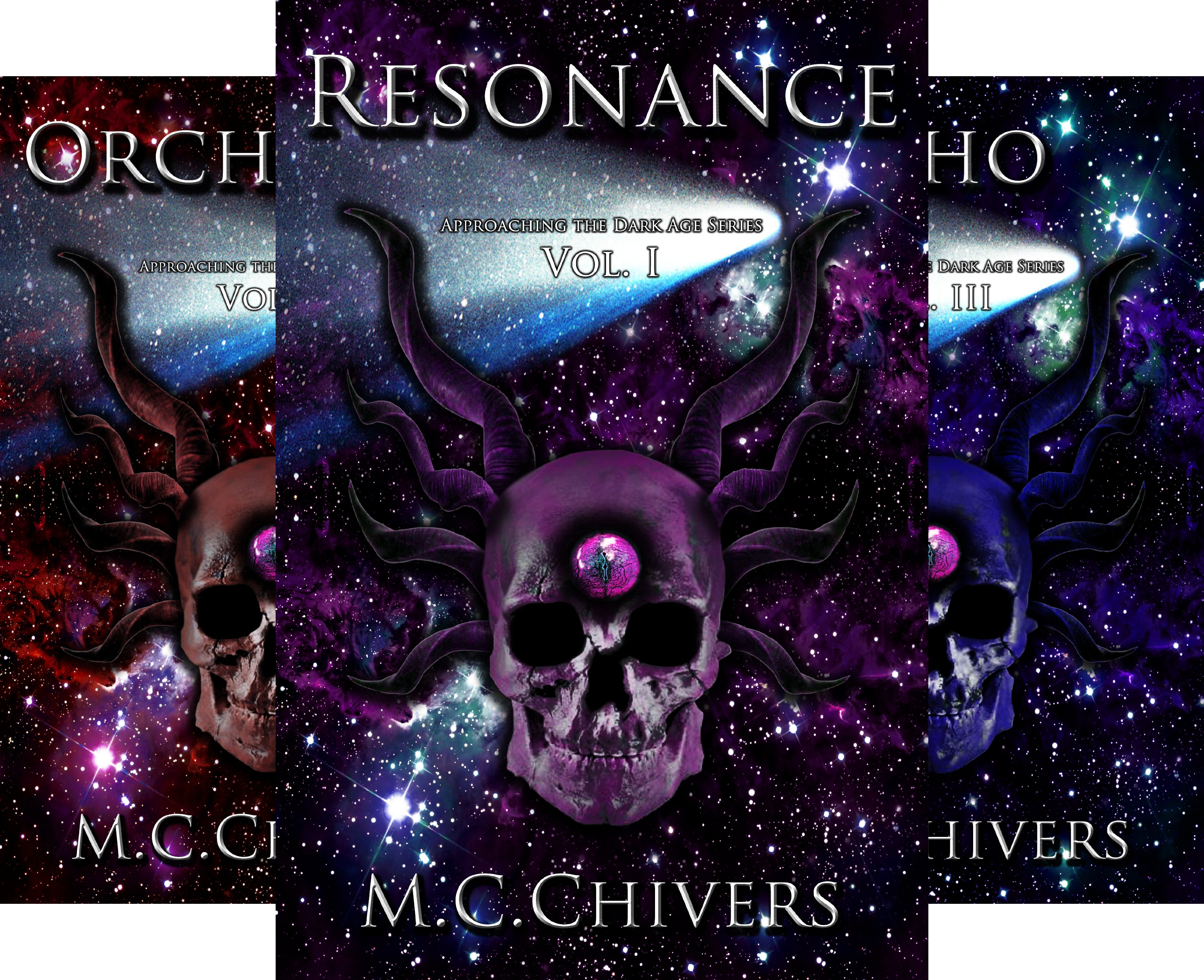 Approaching the Dark Age Series (4 Book Series)