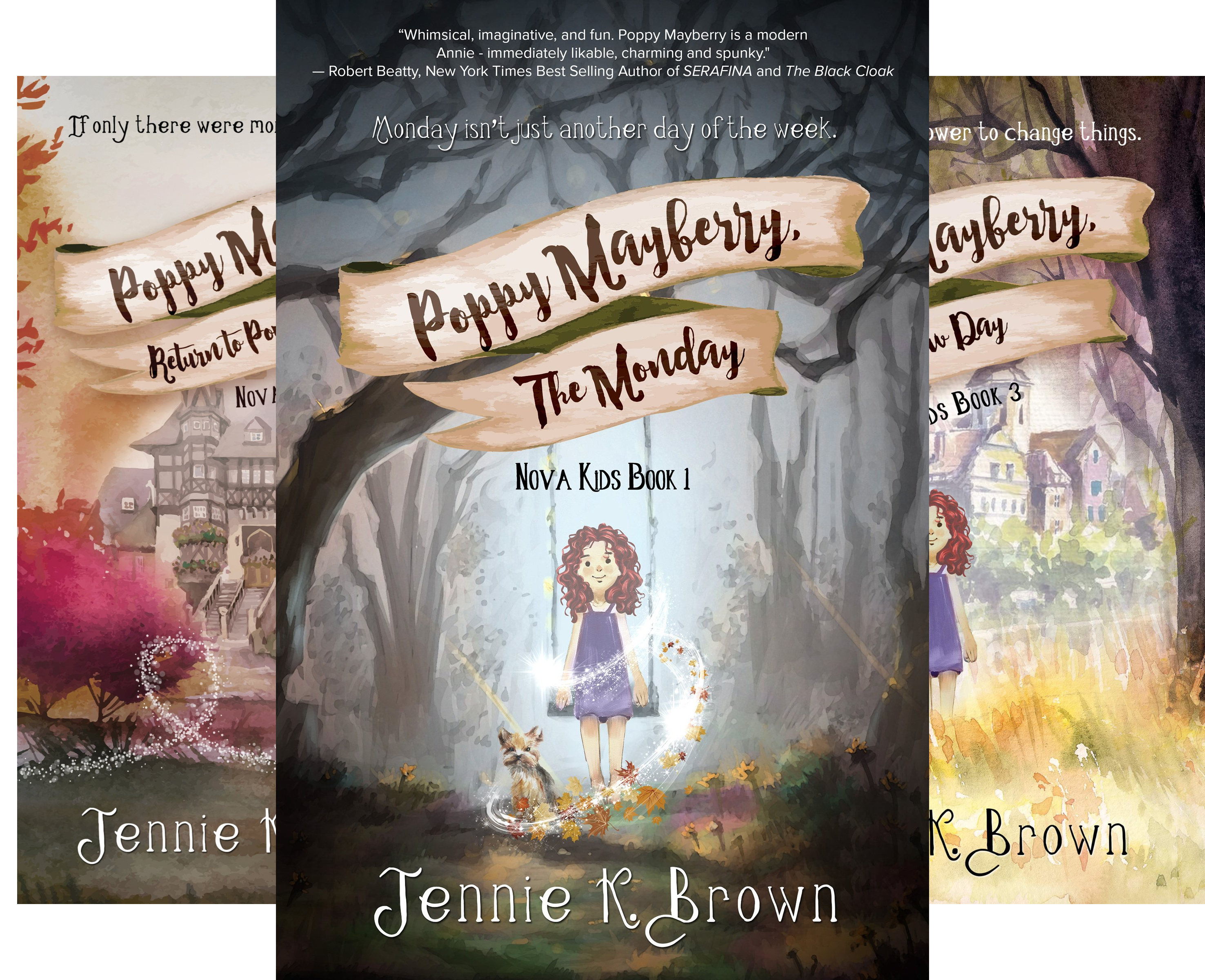 Nova Kids (3 Book Series)