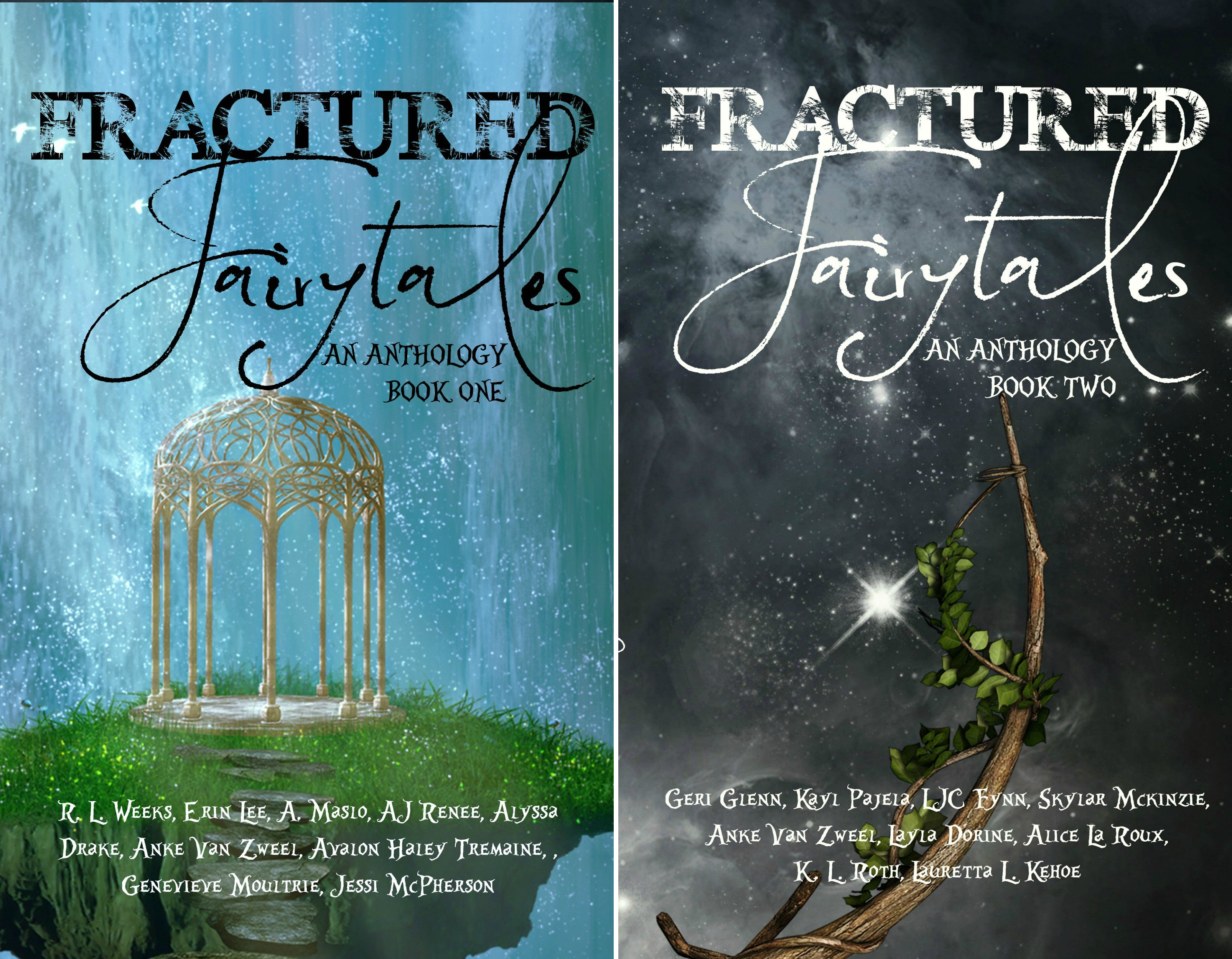 Fractured Fairytales (2 Book Series)