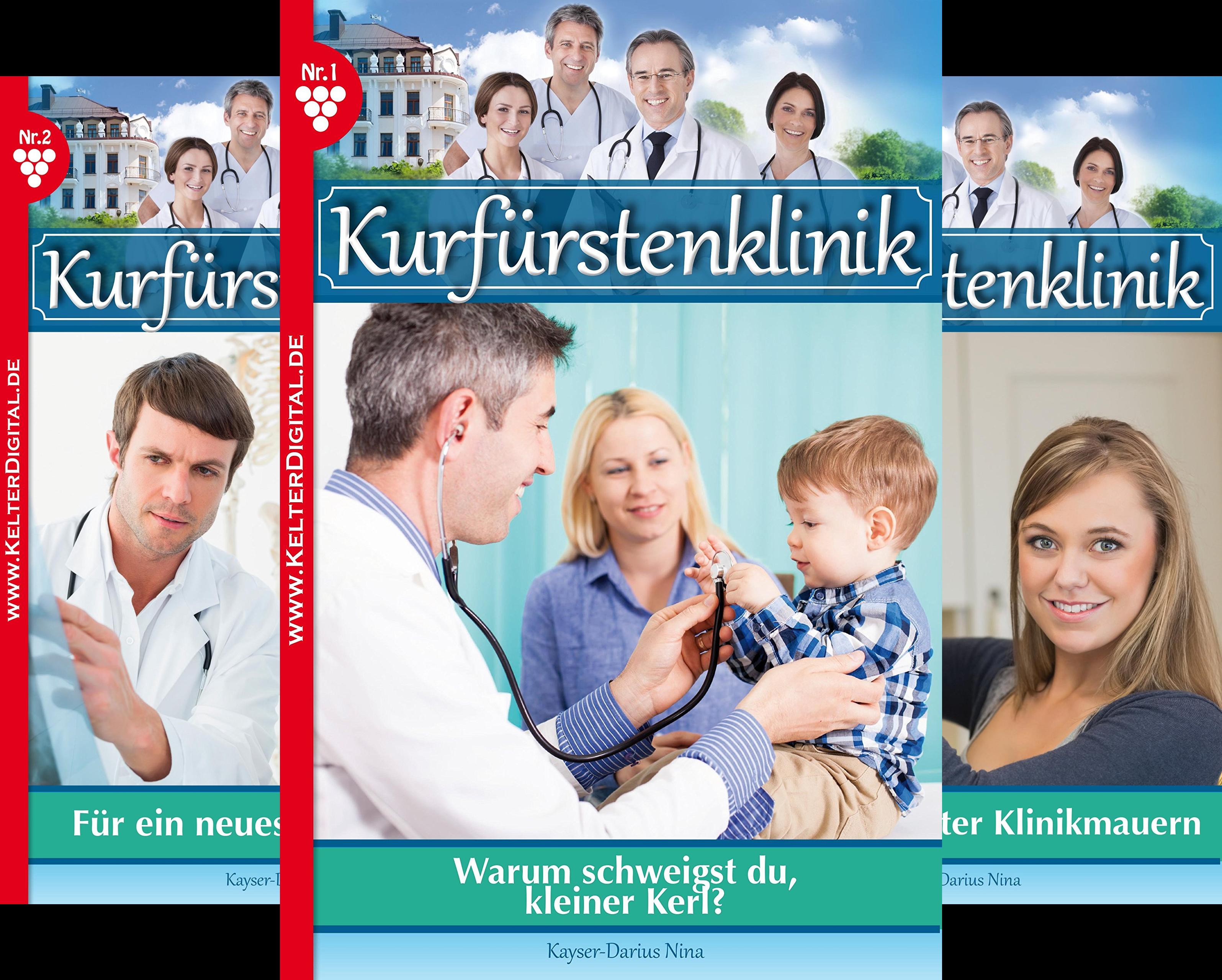 Kurfürstenklinik (Reihe in 49 Bänden)