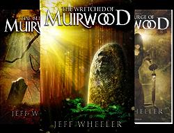 Legends of Muirwood (3 Book Series) by  Jeff Wheeler