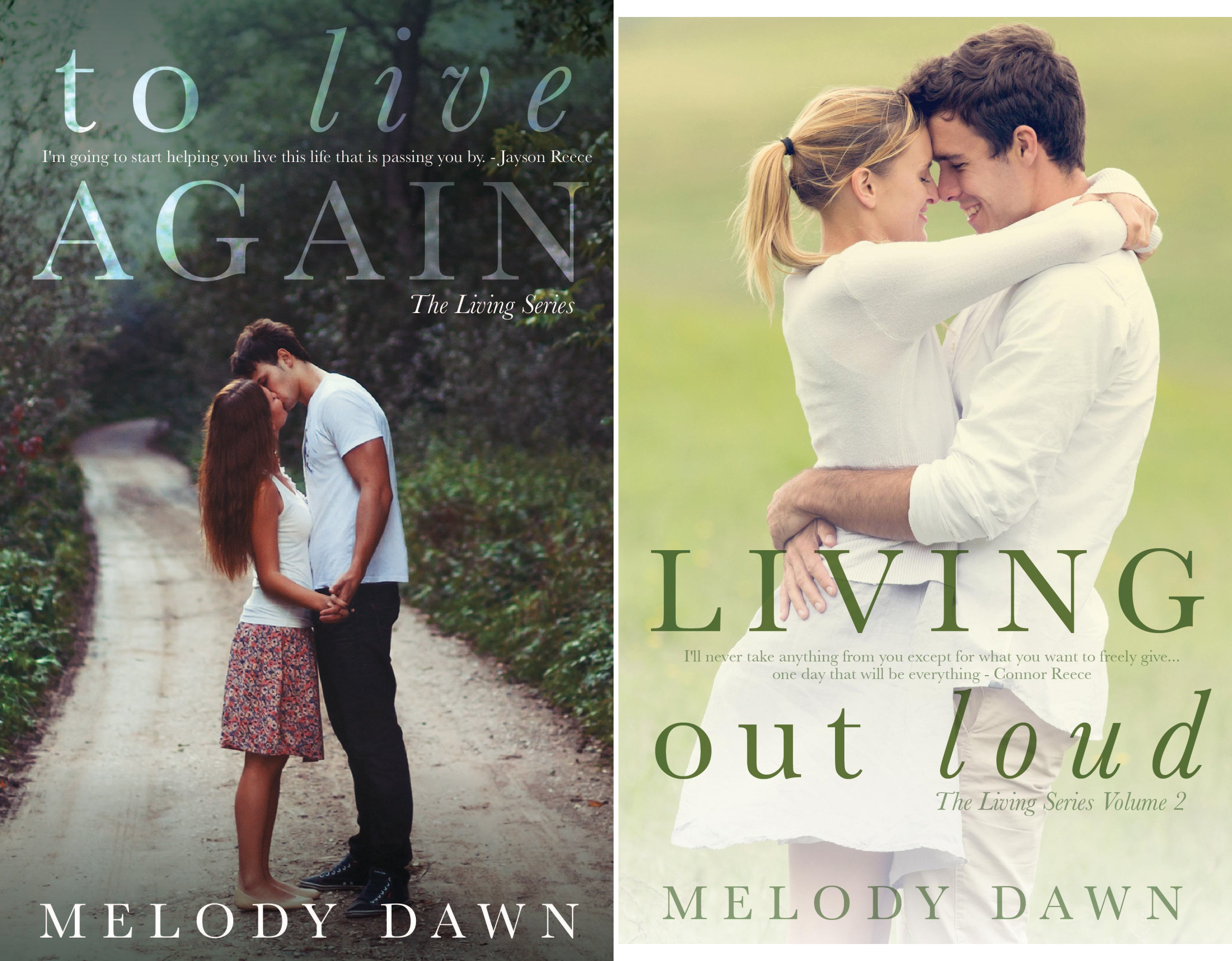 The Living Series (2 Book Series)