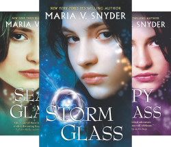Glass Series (3 Book Series) by  Maria V. Snyder